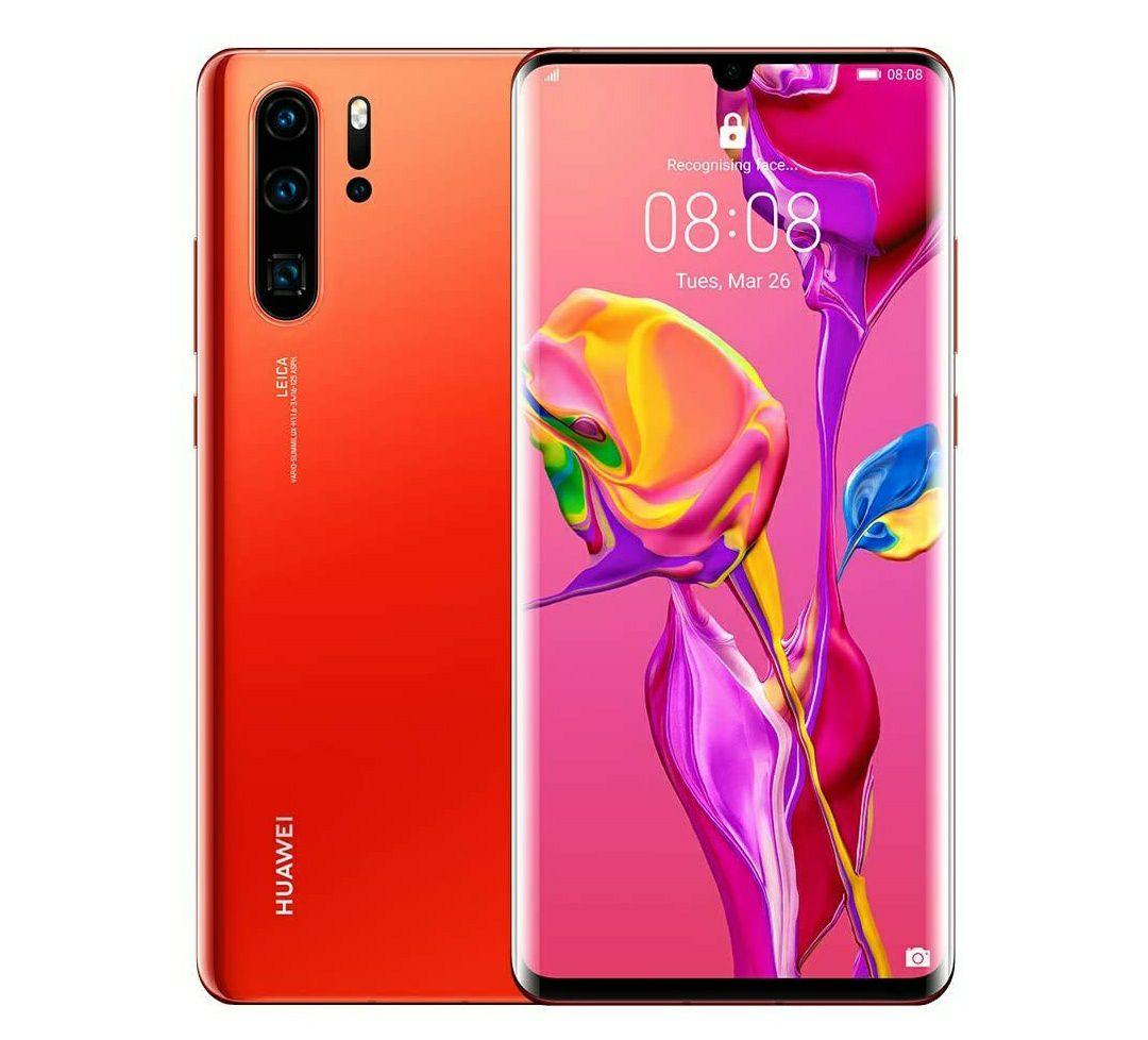 Huawei P30 Pro 512 GB 6.47 Inch OLED Display Smartphone Amber Sunrise £629.99 @ Livewire Telecom Limited FB Amazon