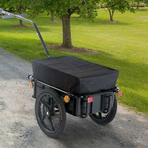 Bike / Bicycle Versatile Trailer Carrier £50.99 with code Delivered From 2011homcom/eBay