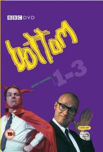 Bottom: The Complete Series 1-3 (Box Set) [DVD] £7.99 delivered @ Zoom