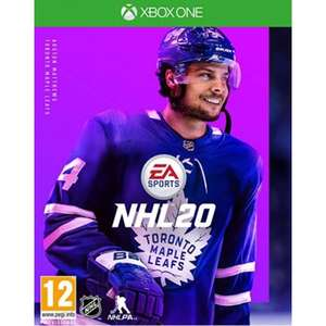 NHL 20 Xbox One - £22.95 @ The Game Collection