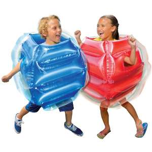 Banzai Bump & Bounce Body Bumpers kids inflatable suit Game £15.00 with free Delivery From Yankee Bundle