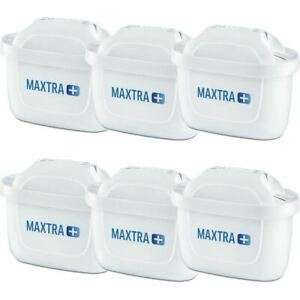 6 x BRITA Maxtra+ Plus Water Filter Jug Replacement Cartridges Refills £21.21 at nxs-ballymoney eBay