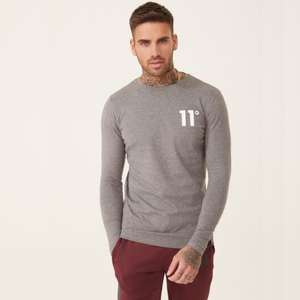 11 Degrees Clearance Sale - Up to 50% Off Men & Womens Clothes + Extra 25% Off with code + Free Delivery