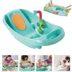 Summer Infant My Fun Tub Baby Bath Seat With Sprayer £22.90 Delivered @ Online4Baby