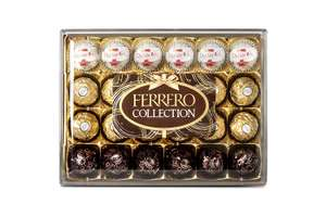 Ferrero Collection 24pieces 269g - £2.99 instore @ Heron Foods, Corby
