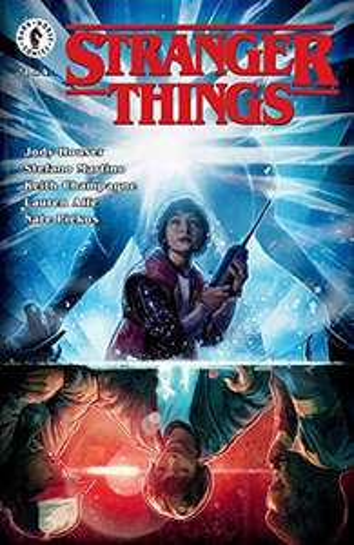 3 Stranger Things Comics [Kindle Editions] Free @ Amazon & ComiXology (Links Below)