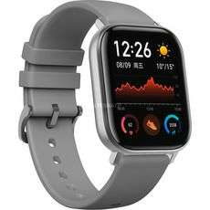 "Xiaomi Amazfit GTS Smartwatch Grey AMOLED 4.19 cm (1.65"") Cellular GPS (Satellite) £97.90 Delivered @ Alternate"