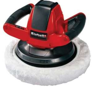 Free battery starter kit with selected Einhell cordless tools worth £38 at Wickes e.g. Power X-Change CE-CB 18/254 LI 18V Car Polisher £44