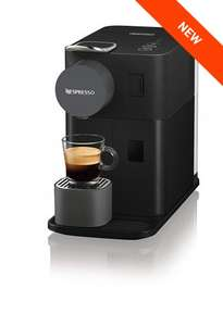 De'Longhi Lattissima One Soft Black Coffee Pod Machine Maker £77.99 at Direct Vacuums
