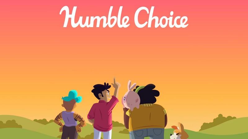 Humble Choice April (PC / Steam) £11.99