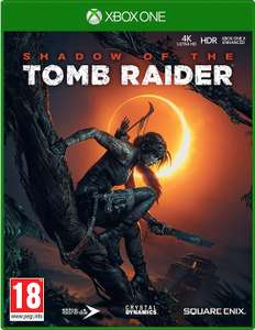 Shadow of the Tomb Raider (Xbox One), £10 at Amazon (+£2.99 non prime)