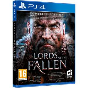 Lords Of The Fallen Complete Edition PS4 or XBoxOne £9.99 delivered @ 365 Games