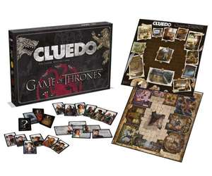 Game of Thrones Cluedo £15.99 delivered @ BargainMax