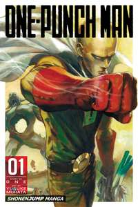 One-Punch Man, Vol. 1 (Manga / Graphic Novel) £4.25 delivered @ Wordery