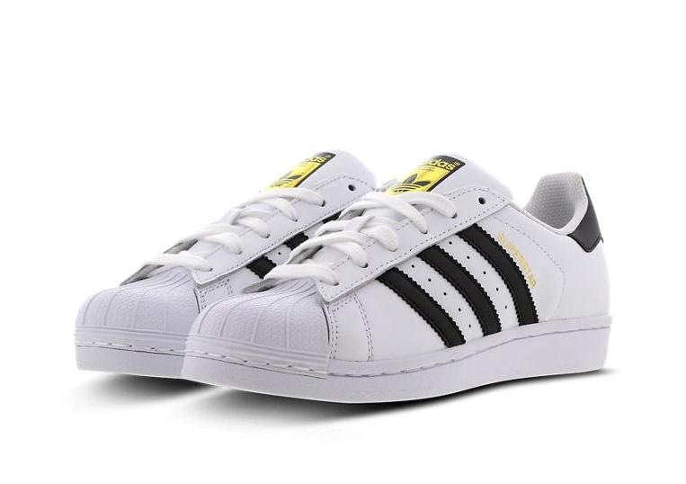 Adidas Superstar 2 - Grade School (UK sizes 3.5 - 5.5) - £34.99 Delivered @ Footlocker