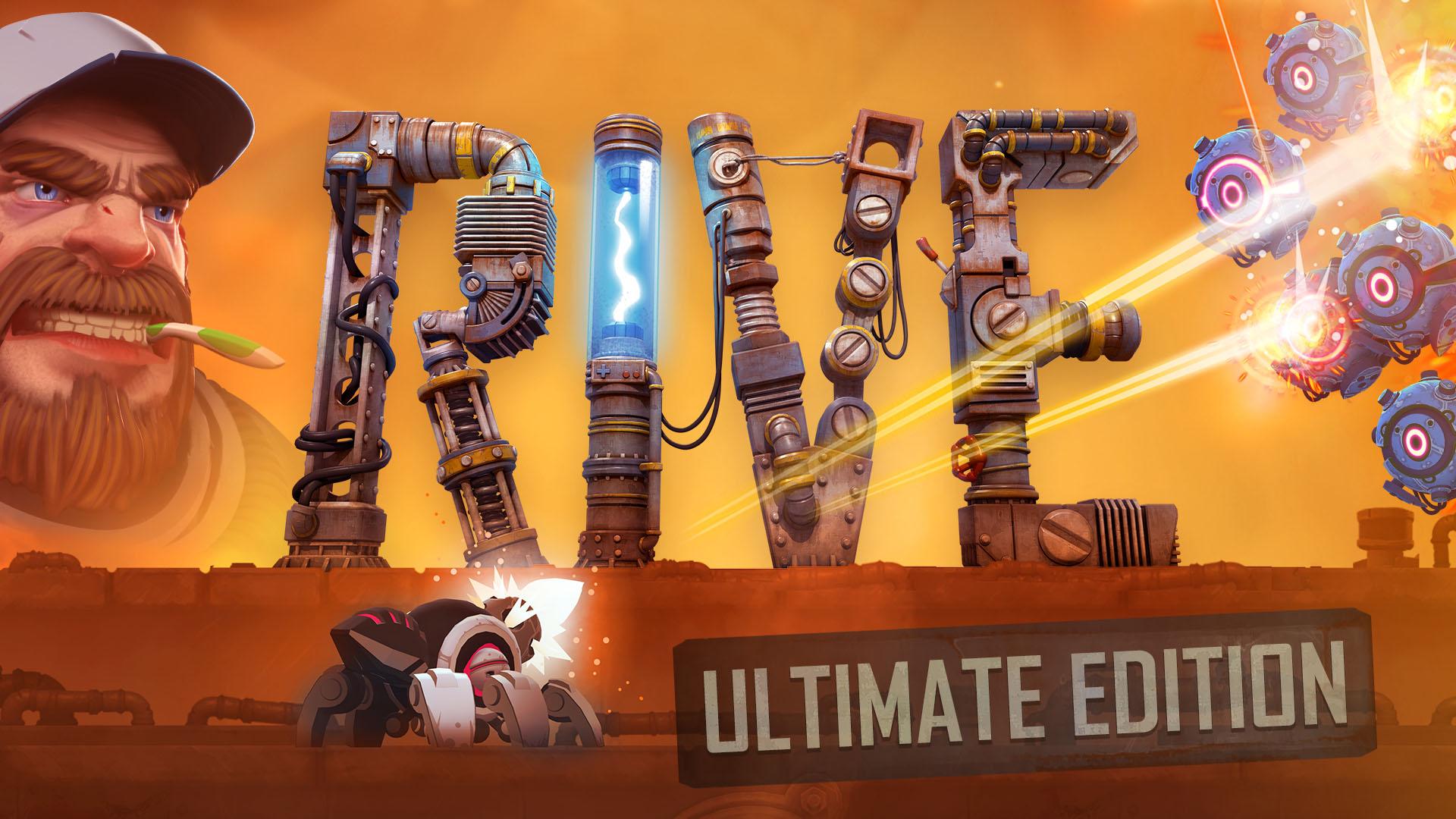 [Nintendo Switch] RIVE: Ultimate Edition £1.20 @ Nintendo eShop US (82p Mexico)