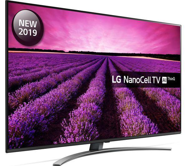 "49"" LG 49SM8200PLA 4K Super Ultra HD Nano Cell HDR Smart LED TV Grade A refurbished £369.99 + Delvery @ Electronic World"