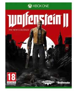 Xbox One Game : Wolfenstein® II: The New Colossus™ £10.49 - Microsoft Store