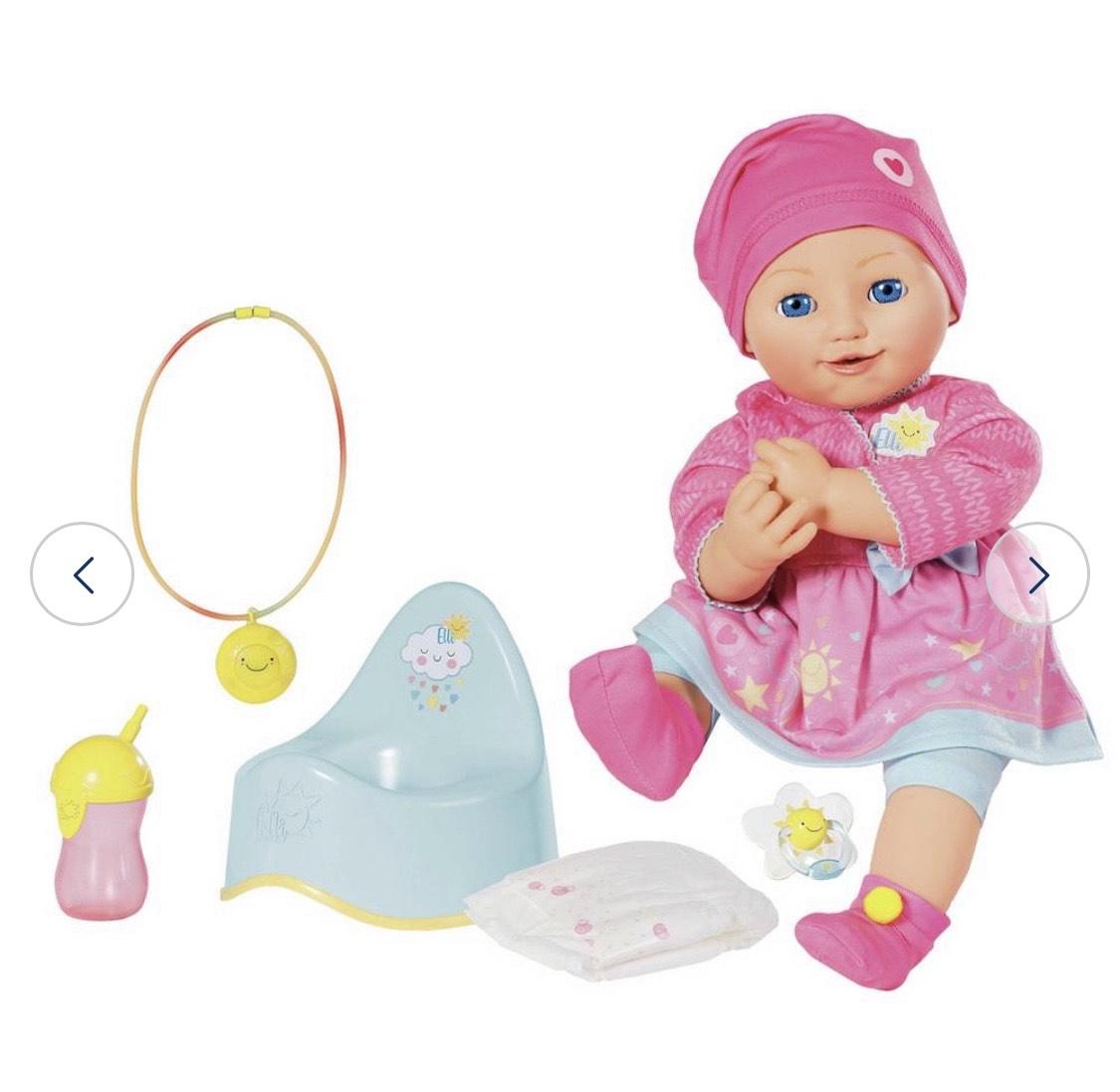 Elli Smiles doll £15 + £3.95 delivery @ Argos