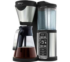 NINJA CF060UK Coffee Bar - Glass Edition FREE delivery available £49.99 @ Currys / PC World