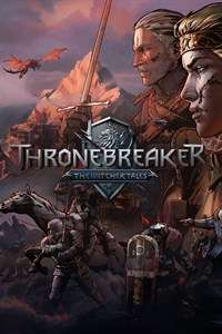 (Xbox One) - Thronebreaker: The Witcher Tales £8.49 @ Microsoft Store