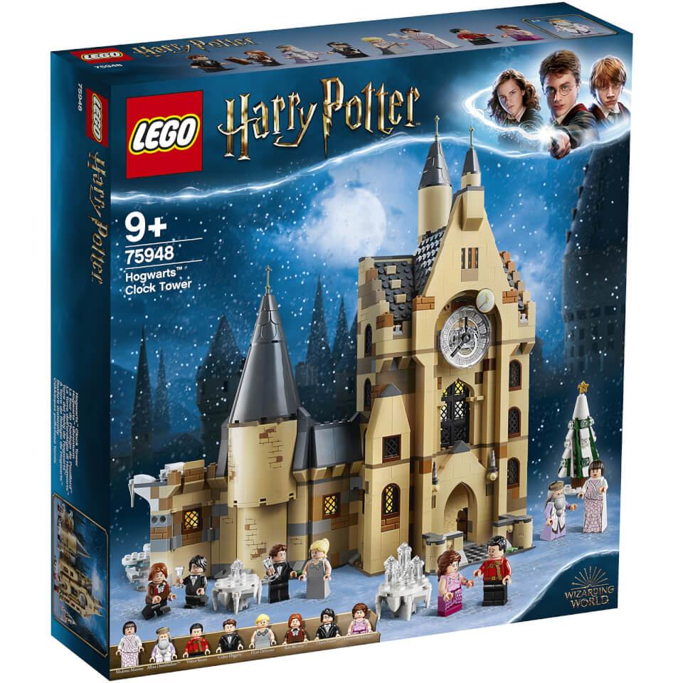 LEGO 75948 Harry Potter Hogwarts Castle Clock Tower £64.99 delivered at IWOOT