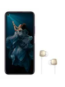 Huawei Honor 20 Pro Smartphone 256GB + Free Huawei AKG Harmon Kardon Earphone H300 WHITE £335.74 @ Technolec / eBay