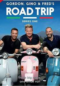 Gordon, Fred and Ginos Road Trip S1 £12.99 delivered @ HMV
