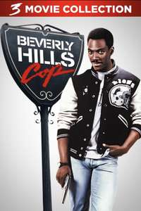 Beverly Hills Cop 3 Movie Collection (4K) £14.99 @ iTunes