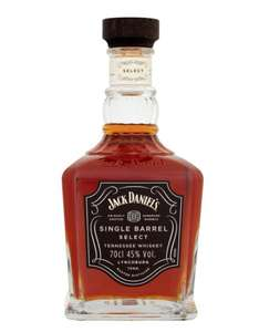 Jack Daniels Single Barrel 70Cl - 45% - £30 at Tesco