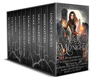 After Midnight: 10 Paranormal Romance & Urban Fantasy Novels - free for Kindle @ Amazon