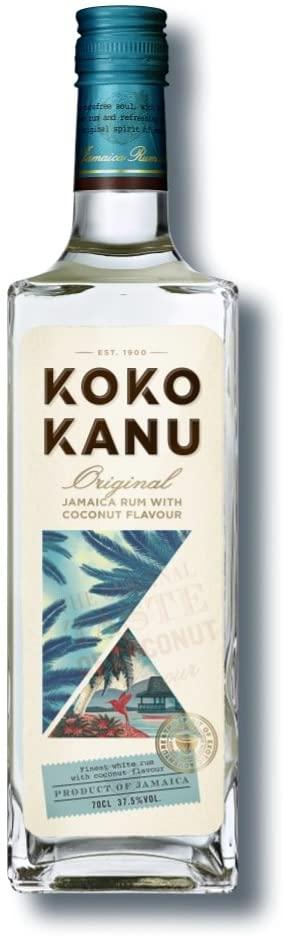 Koko Kanu Coconut Rum, 70 cl £16.00 @ Amazon (+£4.49 Non-prime)