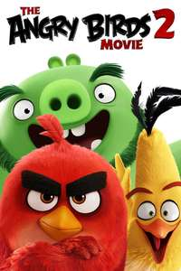 The Angry Birds Movie 2 (2019) HD - £4.90 to buy @ Chili