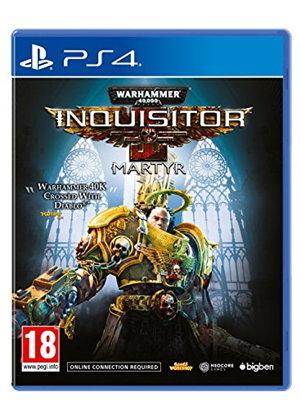 Warhammer 40K Inquisitor Martyr (PS4) - £7.79 Delivered @ Base