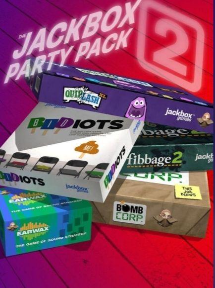 Jackbox Party Pack £7.73 with fees @ Eneba - digitalsales