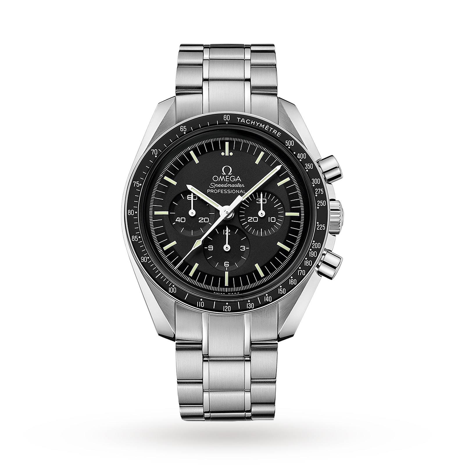 Omega Speedmaster Moonwatch Professional 42mm Mens Watch £4,230 @ Goldsmiths