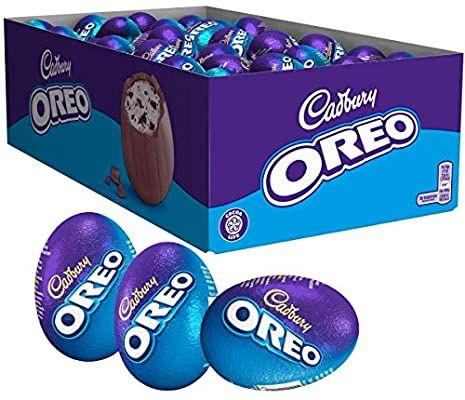 Cadbury Oreo Eggs @ Amazon £16.80 (Prime) with £7.20 voucher code