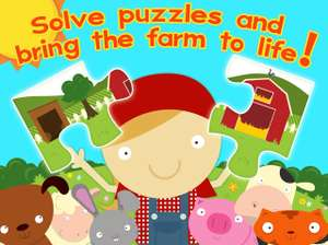 Farm Games Animal Games for Kids (0-5 year old) Free @ iOS App Store