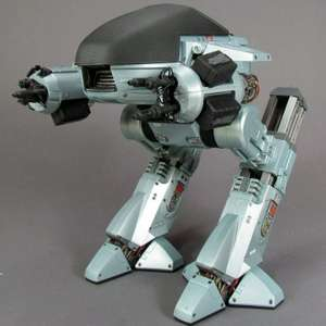 NECA 42055 Robocop ED-209 Fully Poseable Deluxe Action Figure with Sound, 25 cm £57.69 @ Amazon