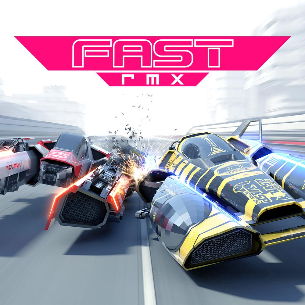 Fast RMX (Nintendo Switch) £8.33 @ Nintendo eShop South Africa