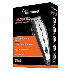 Hair clippers - £16 free 2 day delivery @ Freemans
