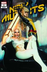 Limited Edition - New Mutants #1 (Granov Variant) Only 3000 printed £2.50 + £1 delivery @ Forbidden Planet