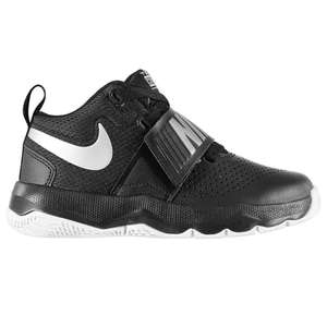 NIKE Team Hustle D8 Childrens Basketball Trainers - £10.99 (+£4.99 Postage) @ Sports Direct