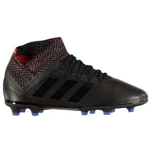 adidas Nemeziz 18.3 Junior FG Football Boots - £16.99 (+£4.99 Delivery) @ Sports Direct