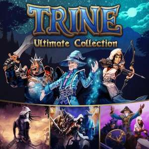 Trine Ultimate Collection PS4 - £15.99 @ PSN Store