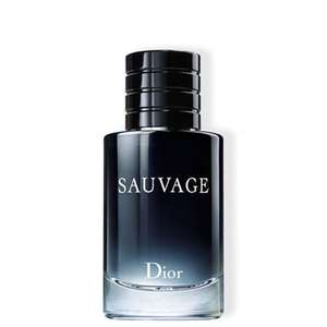 Dior Sauvage 60ml EDT - £41.60 with code - £41.60 @ Fragrance Shop