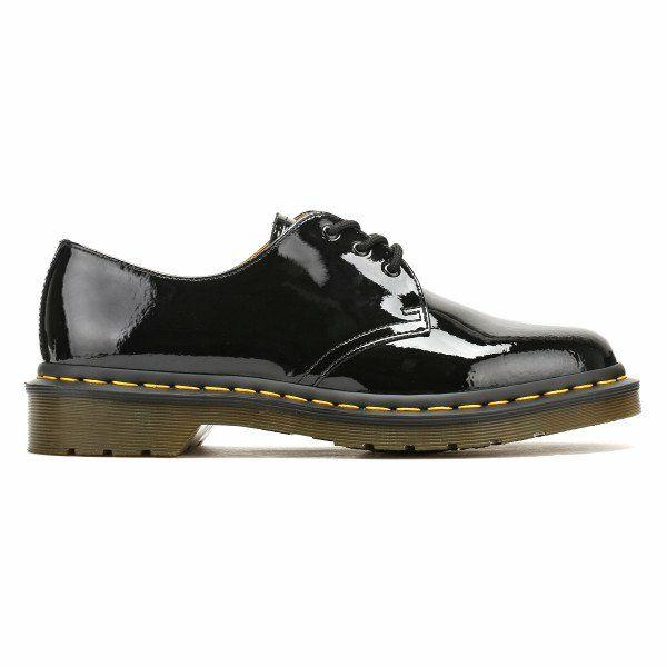 Dr. Martens 1461 Patent Lamper Womens Black Shoes £81 Delivered @ Tower London