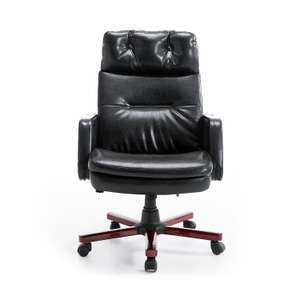 PU Leather Computer Office Chair Black - £68.84 (With Code) @ eBay / 2011homcom