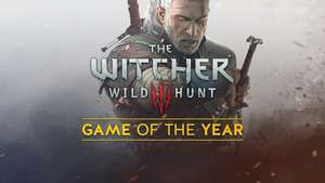[GOG] The Witcher 3: Wild Hunt - Game of the Year Edition £4.79 [Chile VPN] @ GOG