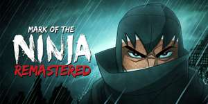 Mark of the Ninja Remastered (Nintendo Switch) - 131 Rand (~£5.67) @ Nintendo eShop South Africa